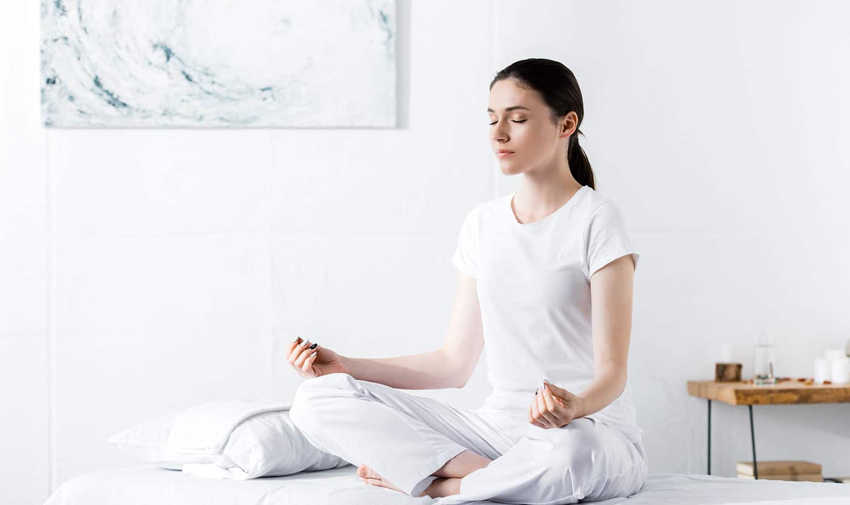 Mediation zur Entspannung